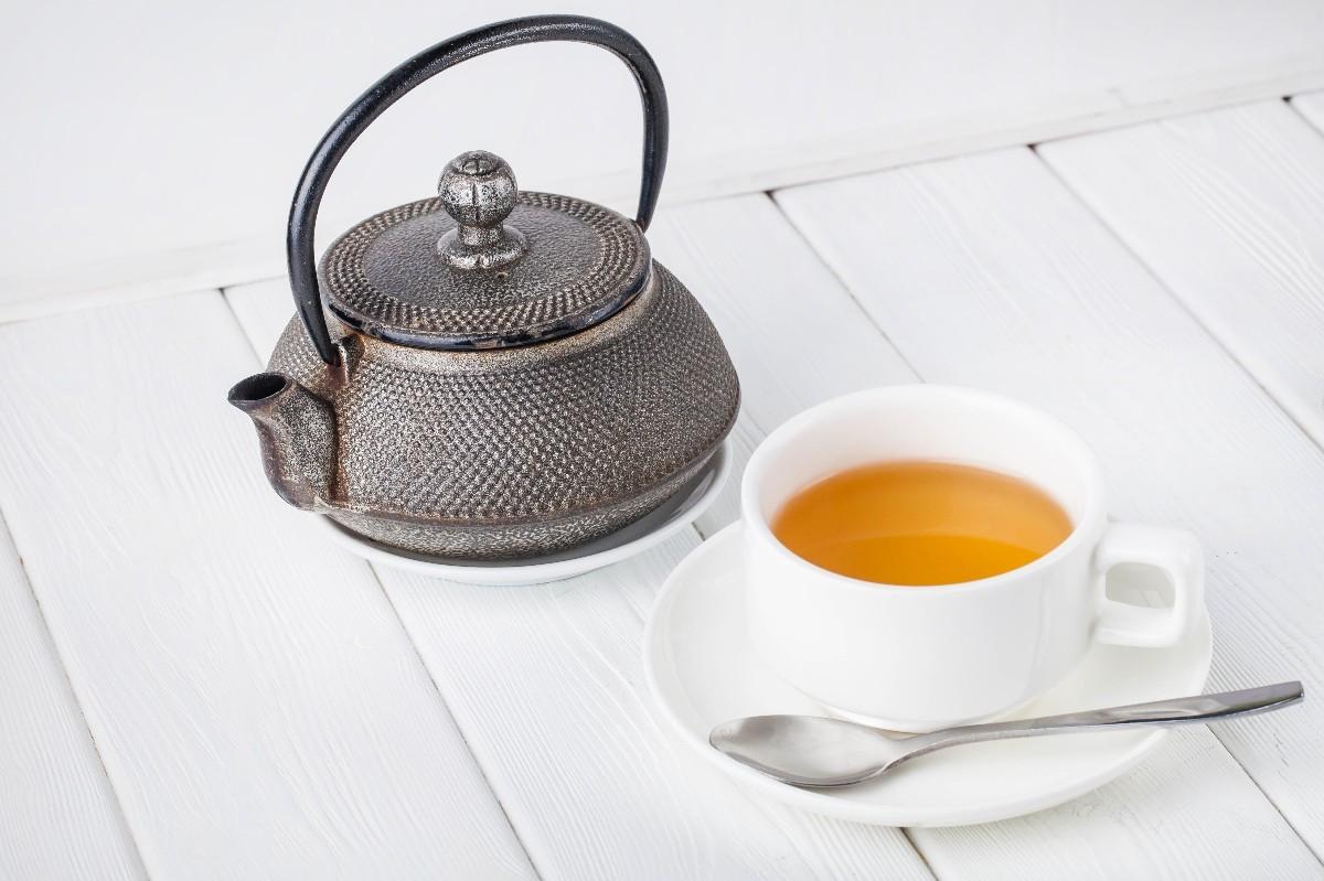 Вьетнамский зеленый чай (с лотосом)