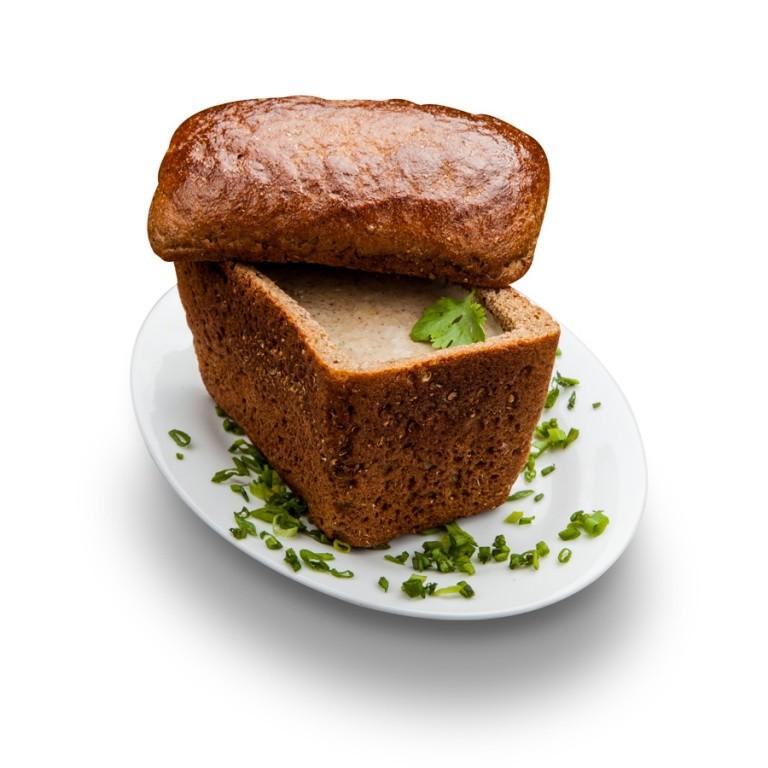 Mushroom суп-пюре
