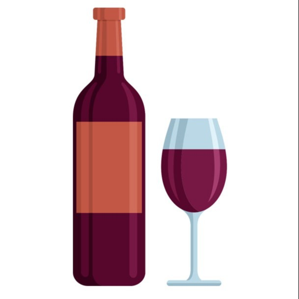House wine red 150 мл