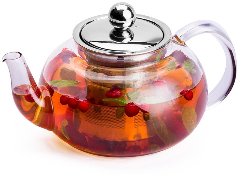 Чай 'Клюква с мятой' 800 мл