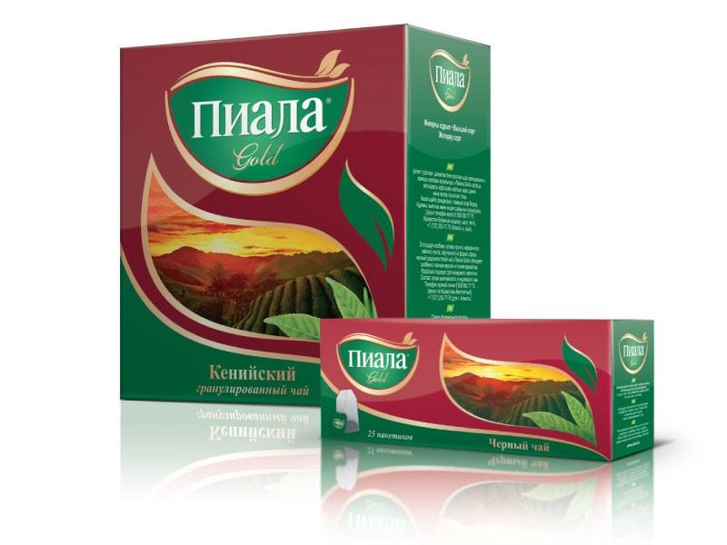 Чай Пиала в ассортименте