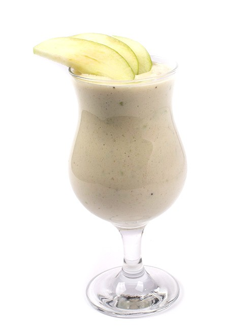 Бананово-йогуртовый смузи