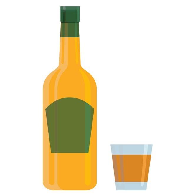 J&B (Blended Scotch Whisky)