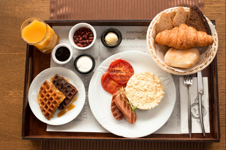 Завтрак Английский