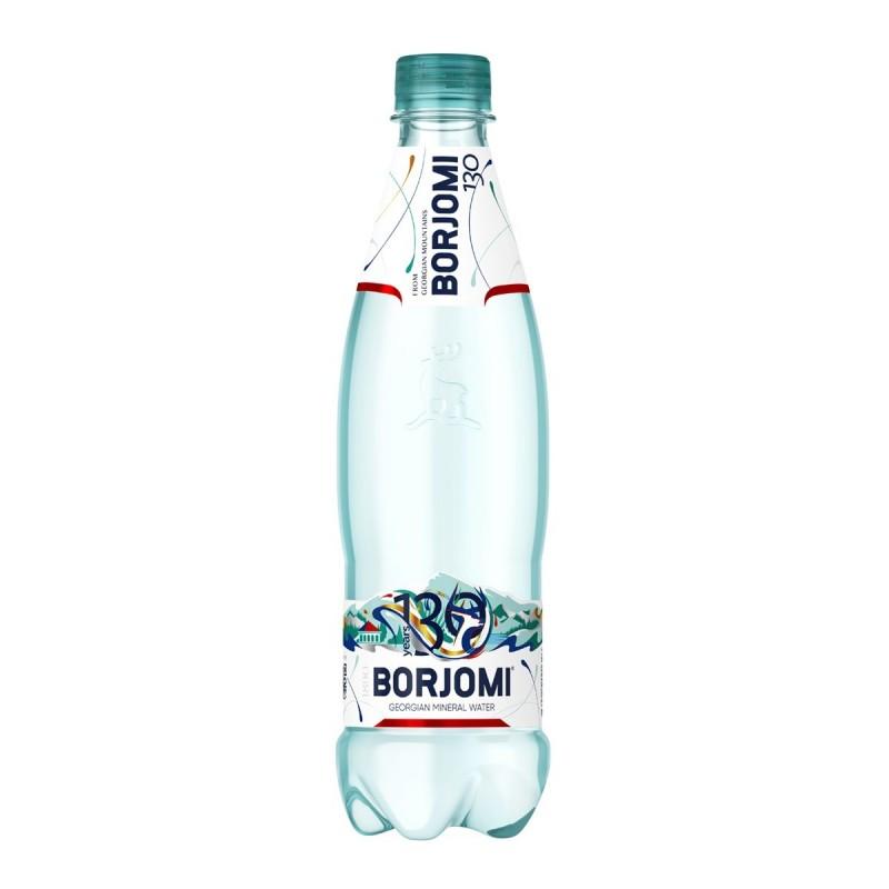 Вода Borjomi с газом 500ml