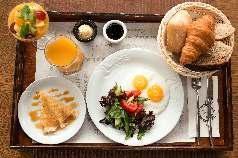 Завтрак Континентальный