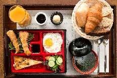 Завтрак Японский