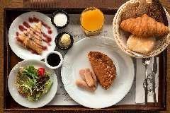 Завтрак традиционный