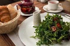 Тёплый салат 'Страчетта'