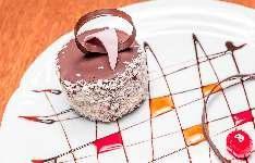 Десерт Русская шапка