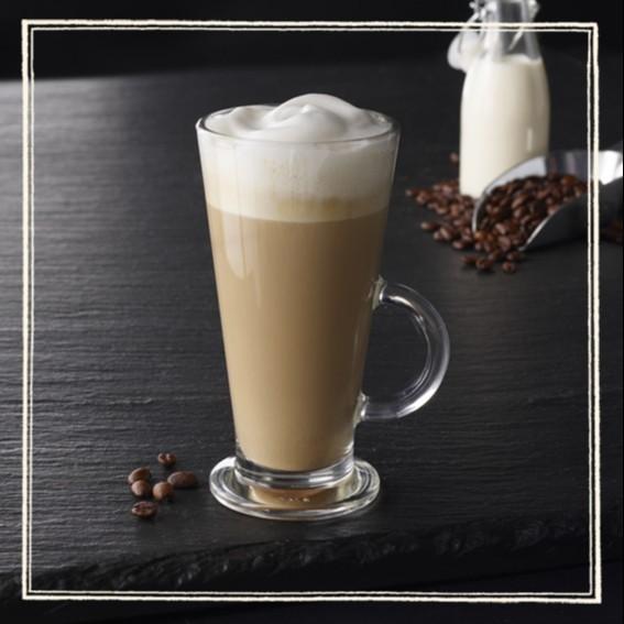 Кофе латте на растительном молоком