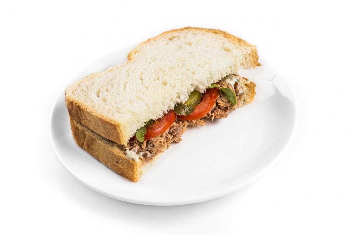 Тунец  сэндвич