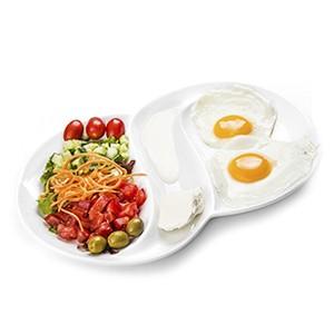 Завтрак Классический (с горячим/холодным напитком)