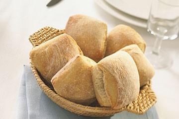 Хлебцы треугольные