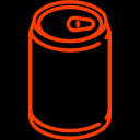 Фанта баночная 0,33