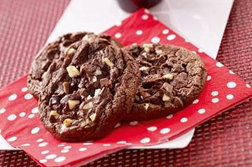 """Печенье """"кукис 3 шоколада"""""""