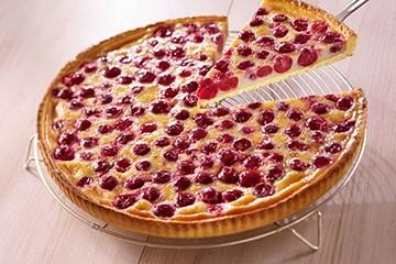 Пирог вишневый (порция)