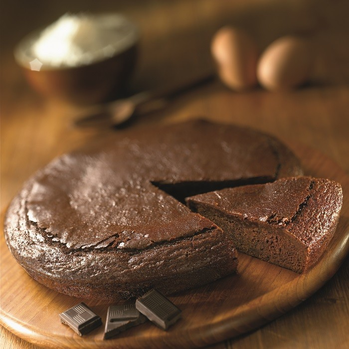 Мягкий шоколад
