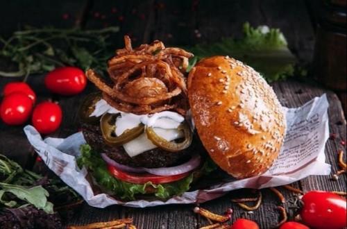 Gourmet Burger Station (Sary Arka)