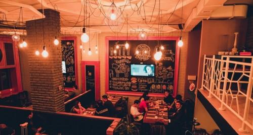 Nuestra Casa (гастро бар)