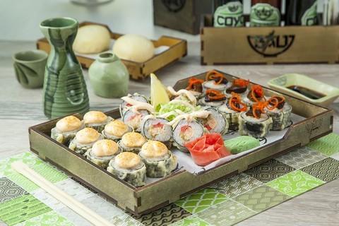 Bao Sushi&Noodles Bar (Mega Park)