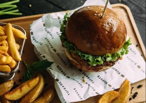 Yuframe Burger ( ТРЦ GLOBUS)