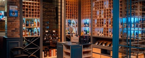 The Wine bar & shop