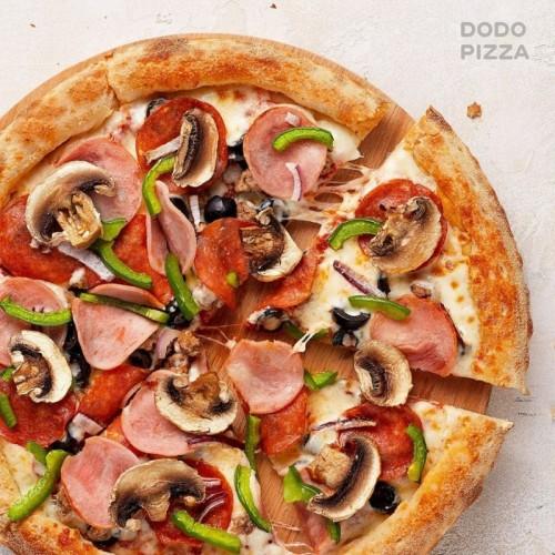 Додо Пицца (Ауэзова)