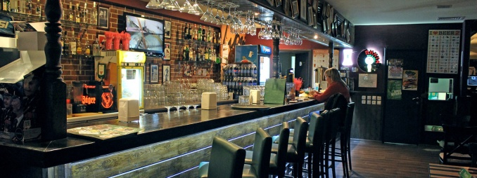 Пинта Bar&Grill в ТРЦ Mega Alma-Ata